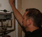 Boiler installation and servicing